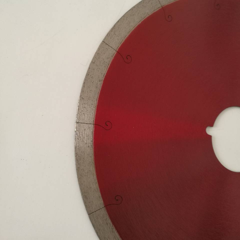 180 Continuous Hot Pressed Circular Saw Blade