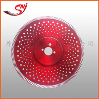 230mm Turbo Hot Pressed Circular Saw Blade