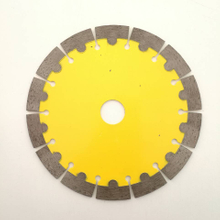 150mm Wave Point Hot Pressed Circular Saw Blade